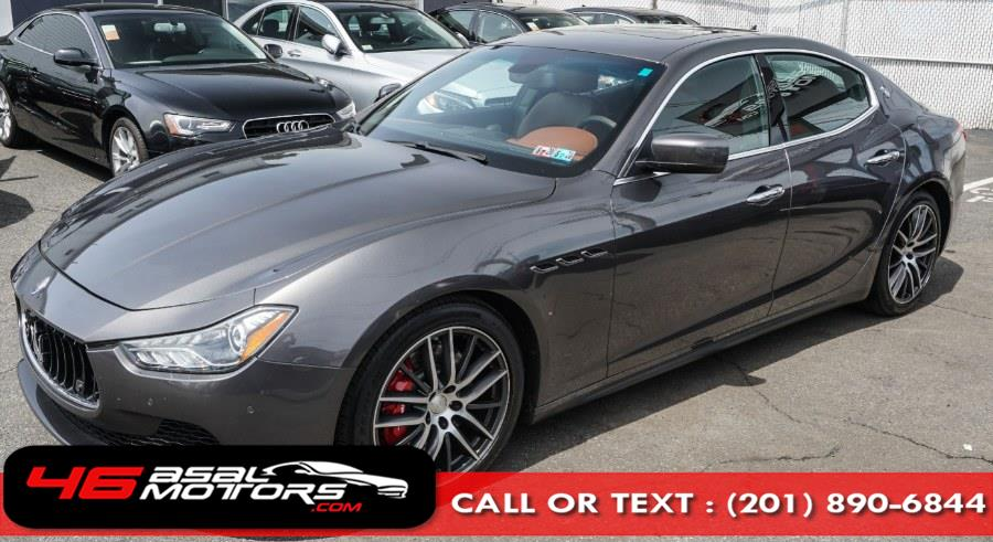 2014 Maserati Ghibli 4dr Sdn S Q4, available for sale in East Rutherford, New Jersey | Asal Motors 46. East Rutherford, New Jersey