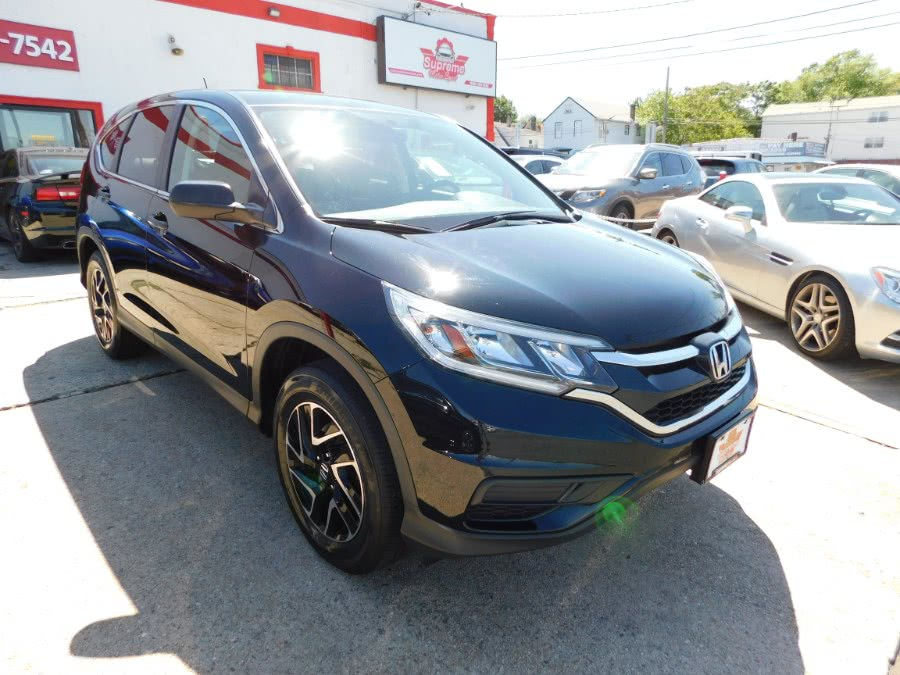 Used 2016 Honda CR-V in Elizabeth, New Jersey | Supreme Motor Sport. Elizabeth, New Jersey