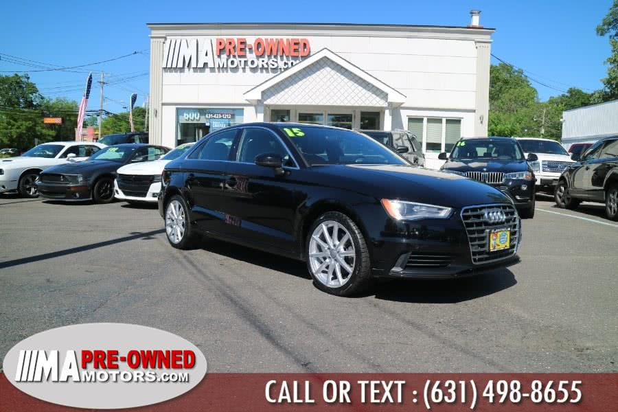 Used 2015 Audi A3 in Huntington, New York | M & A Motors. Huntington, New York