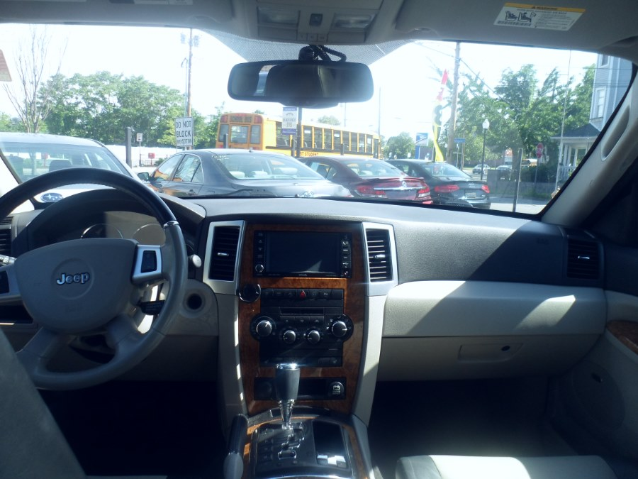 2008 Jeep Grand Cherokee 4WD 4dr Limited, available for sale in Bridgeport, Connecticut | Hurd Auto Sales. Bridgeport, Connecticut