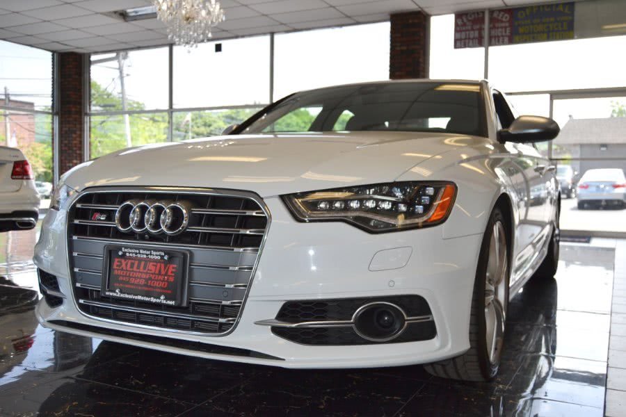 Used Audi S6 4dr Sdn Prestige 2013 | Exclusive Motor Sports. Central Valley, New York