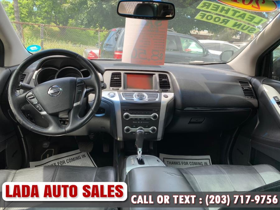 2010 Nissan Murano AWD 4dr LE, available for sale in Bridgeport, Connecticut | Lada Auto Sales. Bridgeport, Connecticut