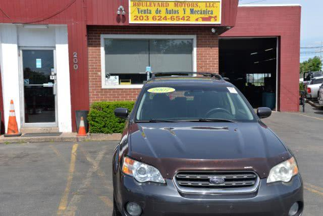Used 2007 Subaru Outback in New Haven, Connecticut | Boulevard Motors LLC. New Haven, Connecticut