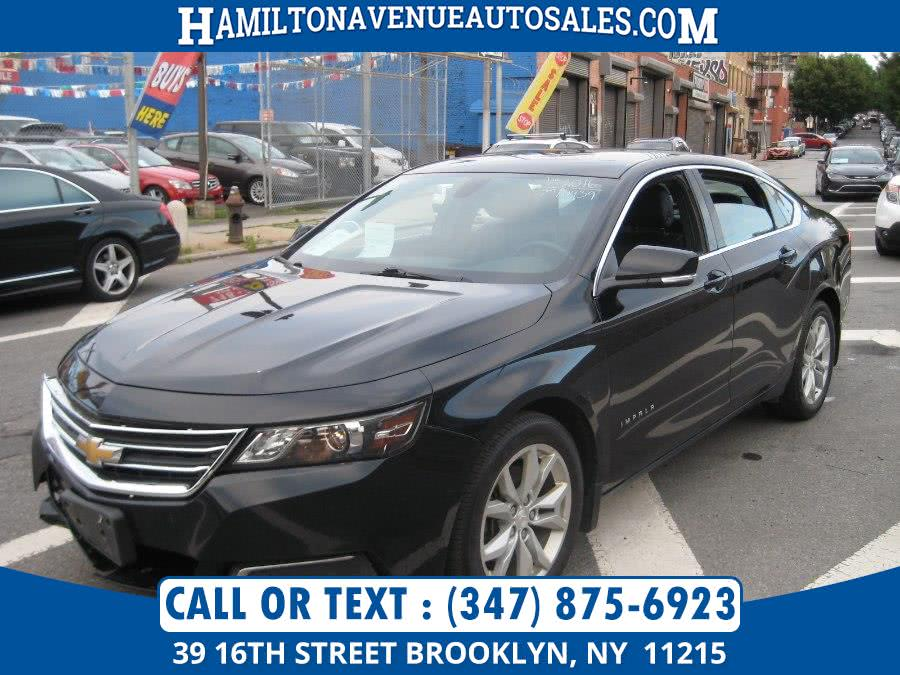 Used 2016 Chevrolet Impala in Brooklyn, New York | Hamilton Avenue Auto Sales DBA Nyautoauction.com. Brooklyn, New York