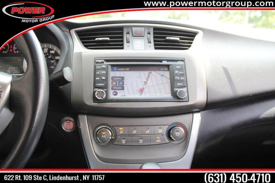 2013 Nissan Sentra SR 4dr Sdn I4 CVT SR, available for sale in Lindenhurst , New York | Power Motor Group. Lindenhurst , New York