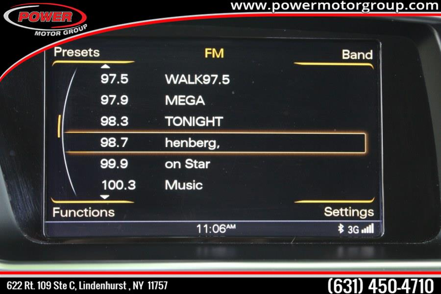 Used Audi Q5 Quattro 4dr 2.0T Premium Plus 2015 | Power Motor Group. Lindenhurst , New York