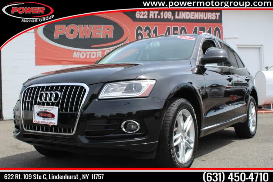 Used 2015 Audi Q5 in Lindenhurst , New York | Power Motor Group. Lindenhurst , New York