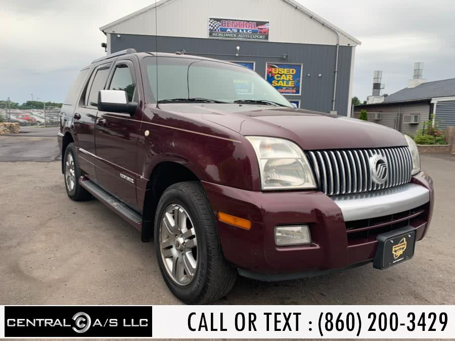 Used Mercury Mountaineer AWD 4dr V6 Premier 2007 | Central A/S LLC. East Windsor, Connecticut