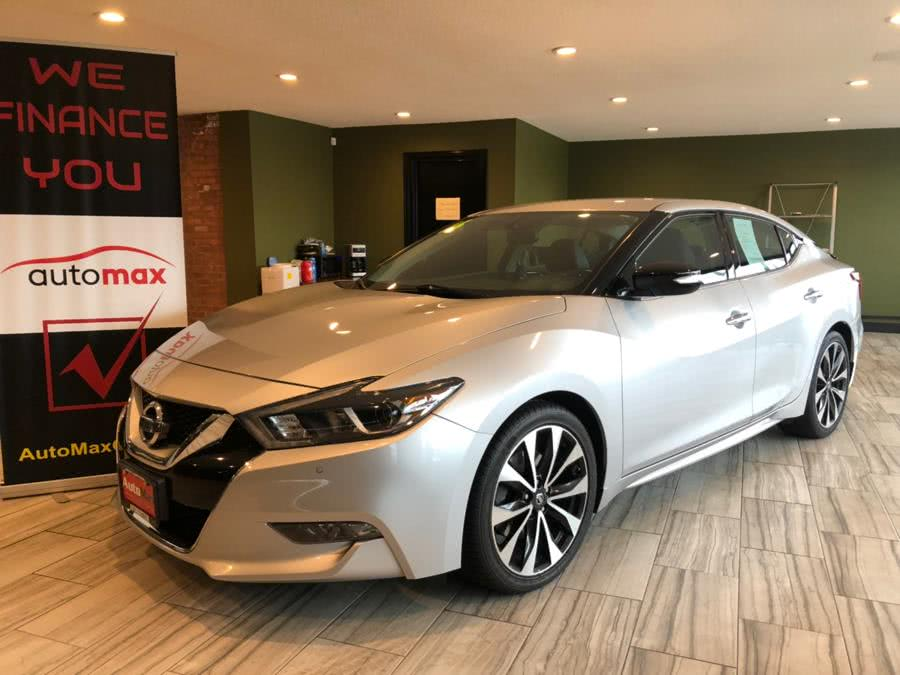 Used 2016 Nissan Maxima in West Hartford, Connecticut | AutoMax. West Hartford, Connecticut