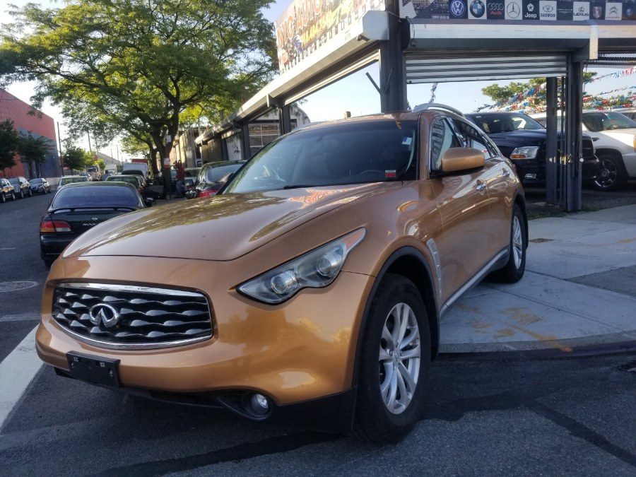 2009 Infiniti FX35 AWD 4dr, available for sale in Brooklyn, New York | NYC Automart Inc. Brooklyn, New York