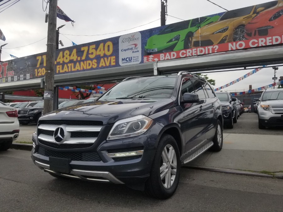 Used Mercedes-Benz GL-Class 4MATIC 4dr GL450 2015 | NYC Automart Inc. Brooklyn, New York