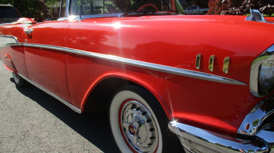 1957 chevrolet BELAIR CONVERTIBLE, available for sale in Bronx, New York | TNT Auto Sales USA inc. Bronx, New York