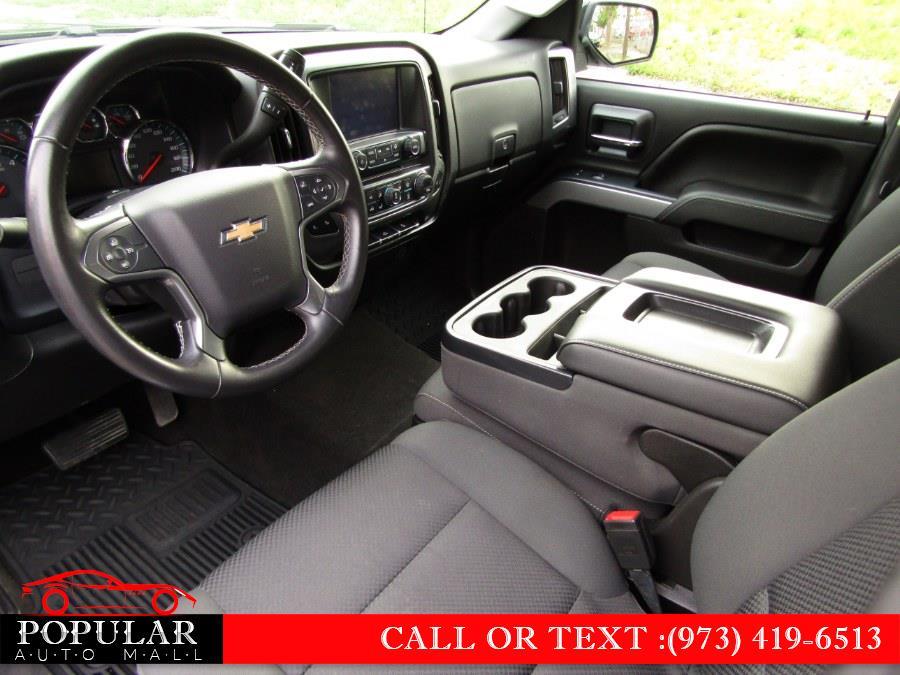 "Used Chevrolet Silverado 1500 4WD Crew Cab 143.5"" LT w/1LT 2016   Popular Auto Mall Inc . Newark , New Jersey"