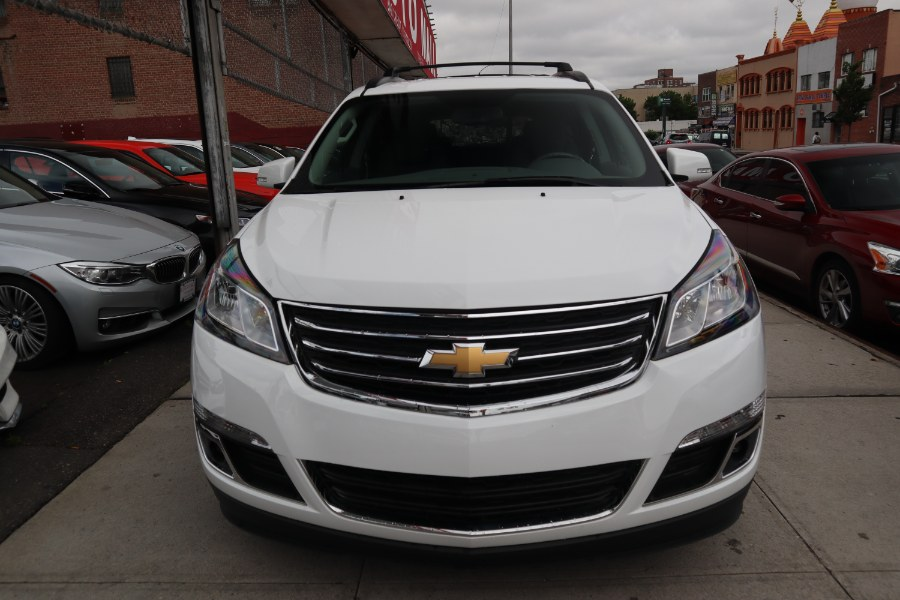 2016 Chevrolet Traverse AWD 4dr LT w/1LT, available for sale in Jamaica, New York | Hillside Auto Mall Inc.. Jamaica, New York