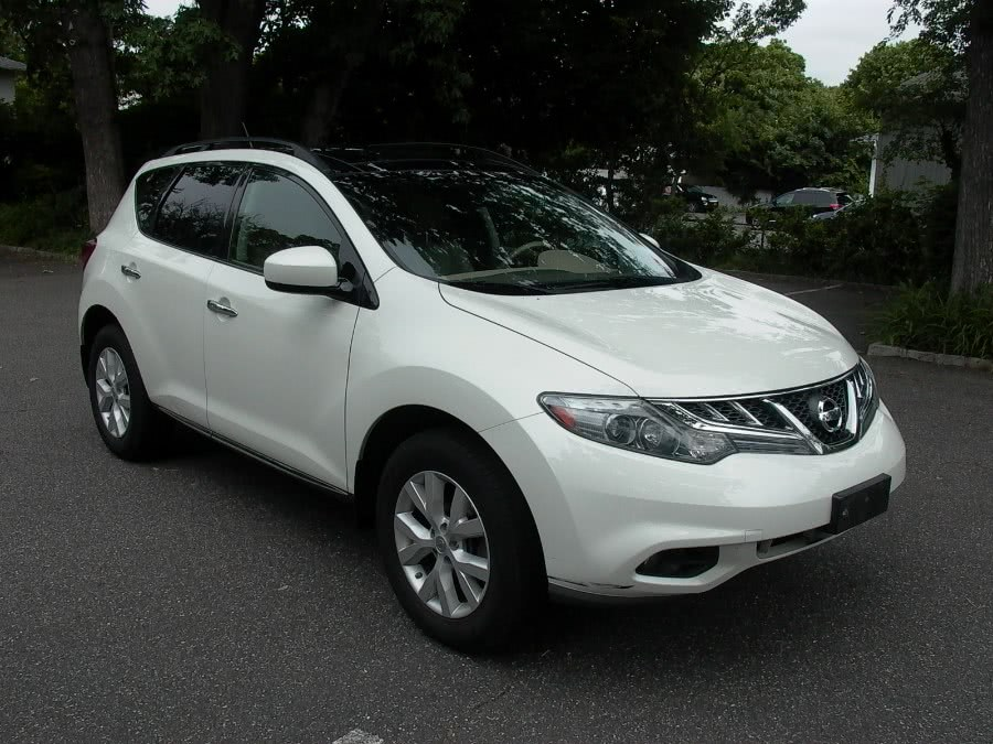 Used Nissan Murano AWD 4dr SL 2011