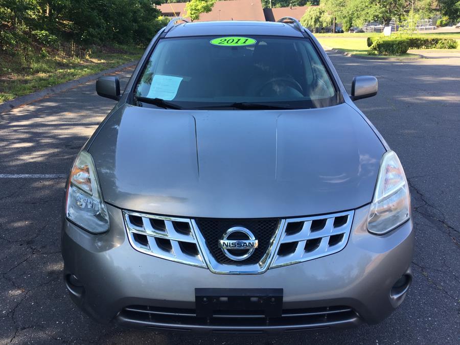 Used Nissan Rogue AWD 4dr SV 2011 | Farmington Auto Park LLC. Plainville, Connecticut