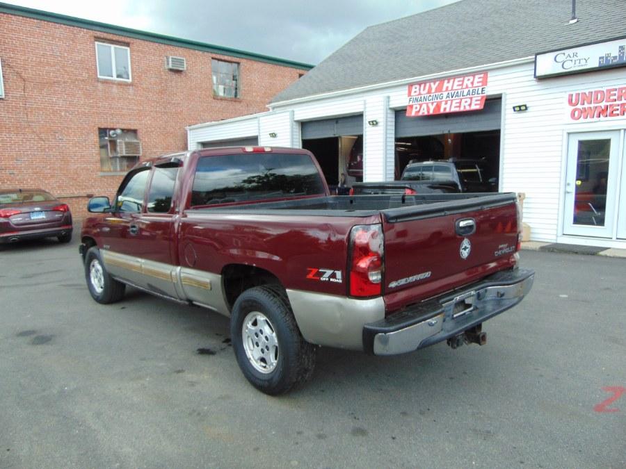2002 Chevrolet Silverado 1500 LS, available for sale in Danbury, Connecticut | Car City of Danbury, LLC. Danbury, Connecticut
