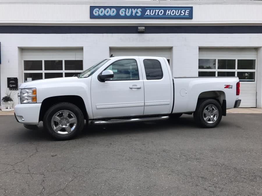 Chevrolet Silverado 1500 2013 In Southington Waterbury Manchester New Haven Ct Good Guys Auto House G4042