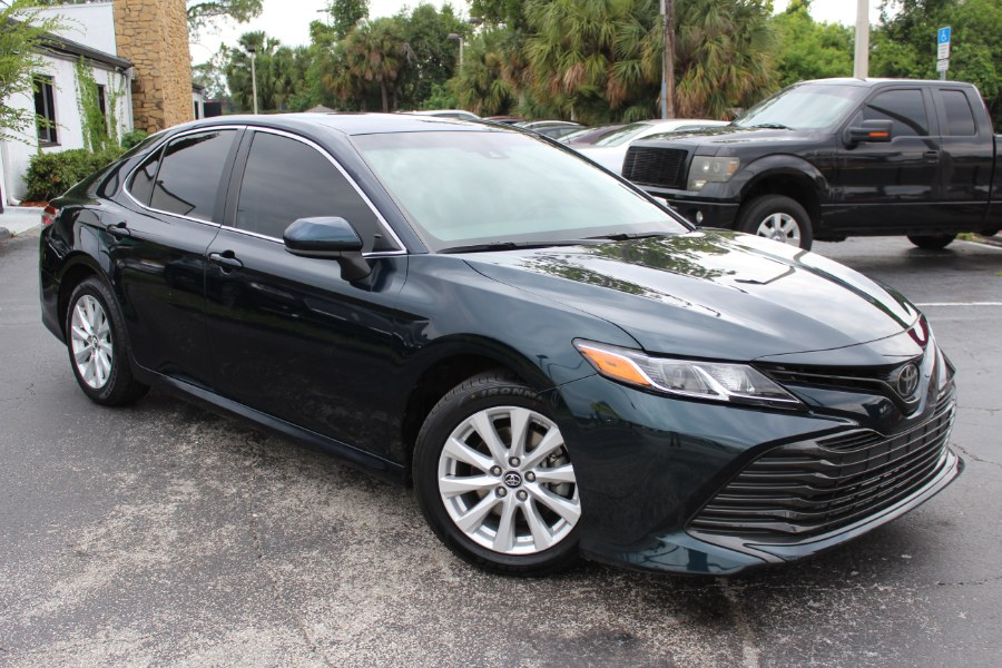2018 Toyota Camry LE 4dr Sdn Auto, available for sale in Orlando, Florida | Mint Auto Sales. Orlando, Florida
