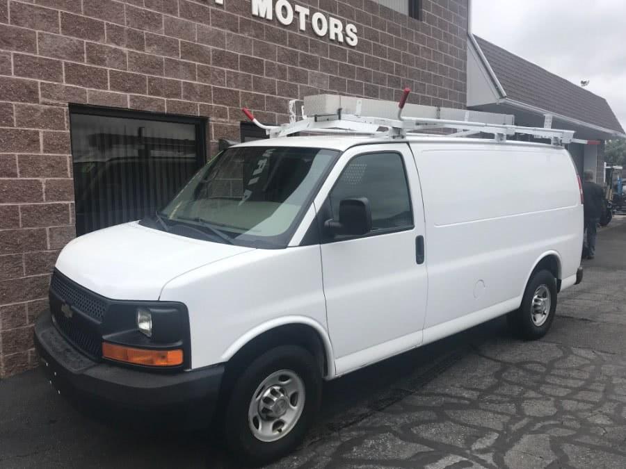 Used 2011 Chevrolet Express Cargo Van in Bridgeport, Connecticut   Airway Motors. Bridgeport, Connecticut