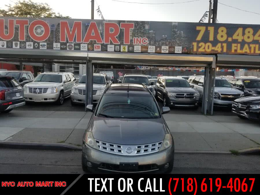 Used 2005 Nissan Murano in Brooklyn, New York | NYC Automart Inc. Brooklyn, New York