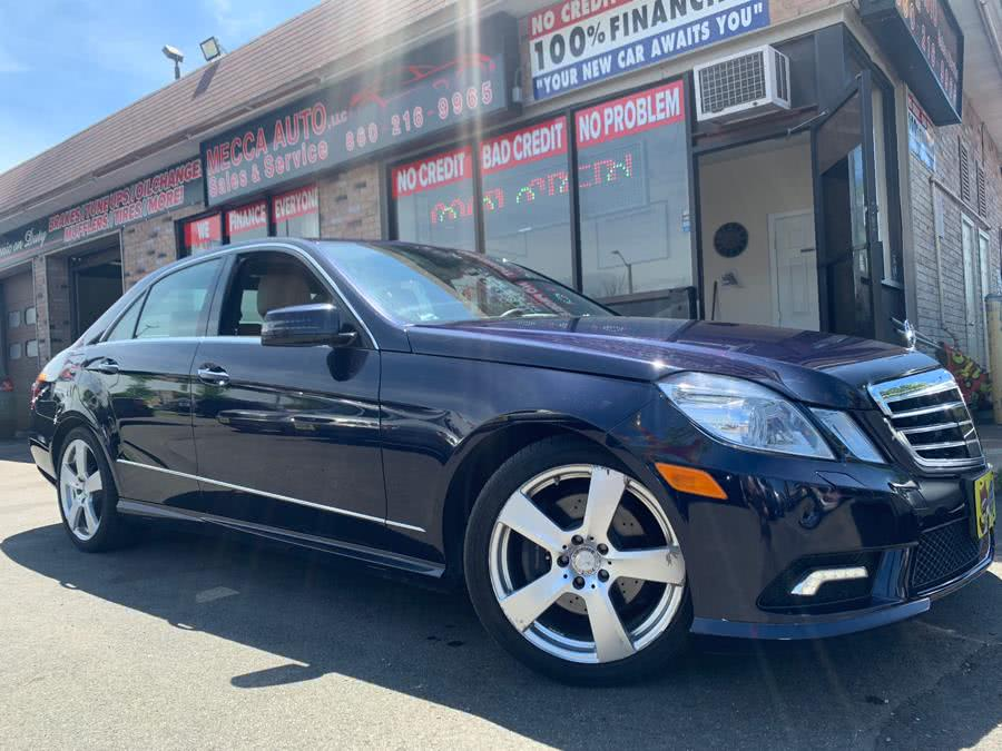 2010 Mercedes-Benz E-Class 4dr Sdn E 350 Luxury 4MATIC, available for sale in Hartford, Connecticut | Mecca Auto LLC. Hartford, Connecticut