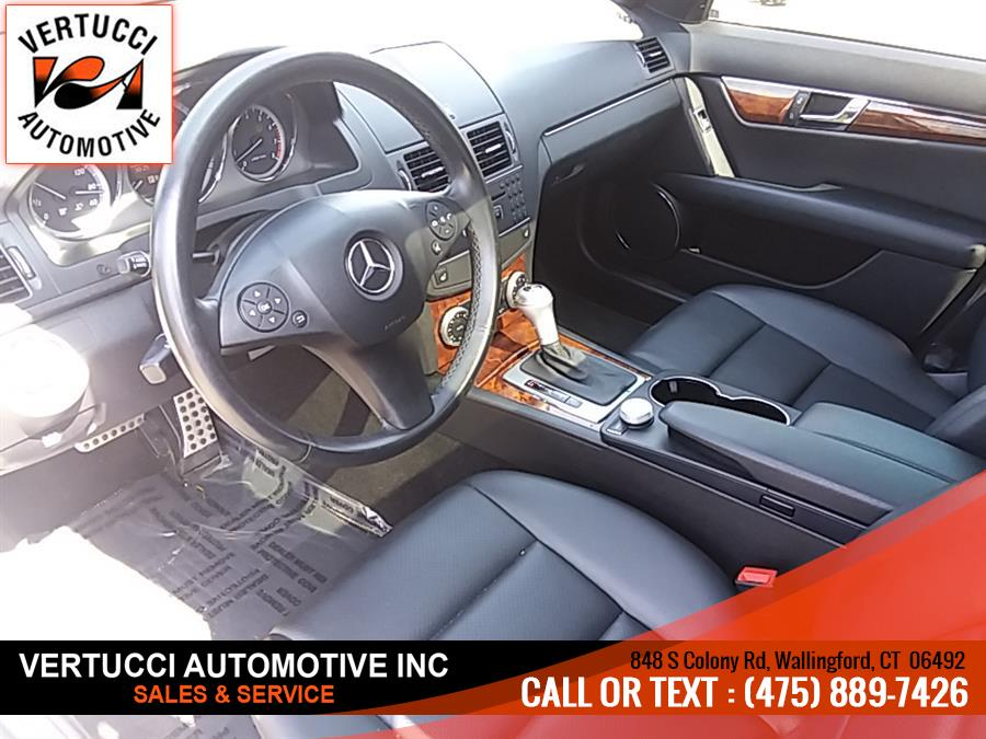 2011 Mercedes-Benz C-Class 4dr Sdn C300 Sport 4MATIC, available for sale in Wallingford, Connecticut | Vertucci Automotive Inc. Wallingford, Connecticut