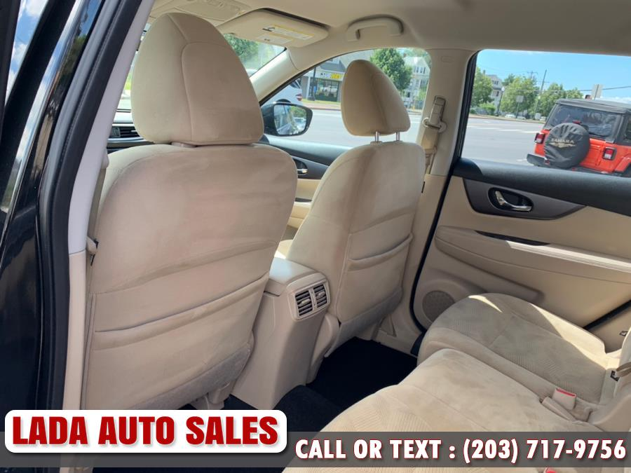 2016 Nissan Rogue AWD 4dr S, available for sale in Bridgeport, Connecticut | Lada Auto Sales. Bridgeport, Connecticut
