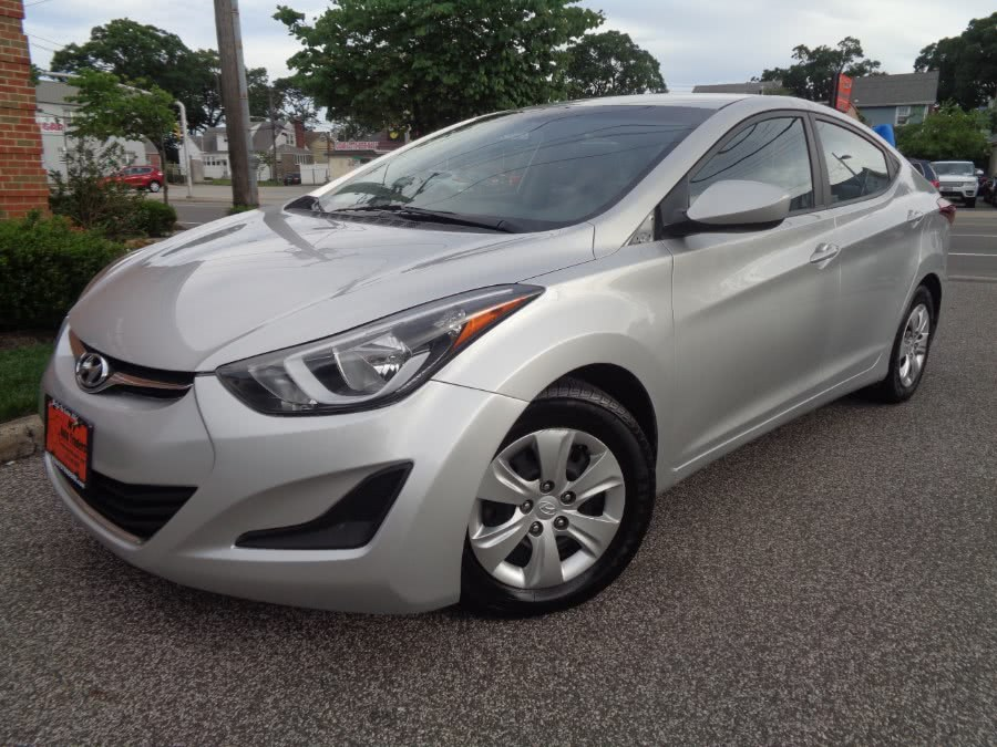 Used Hyundai Elantra 4dr Sdn Man SE (Ulsan Plant) 2016 | NY Auto Traders. Valley Stream, New York