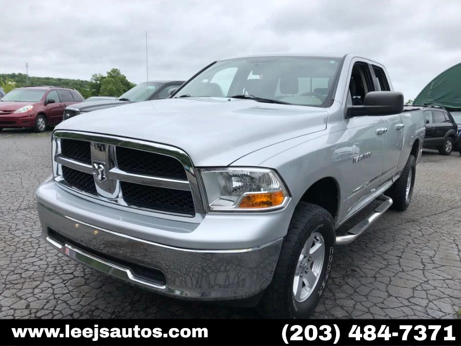 Used 2011 Ram 1500 in North Branford, Connecticut | LeeJ's Auto Sales & Service. North Branford, Connecticut