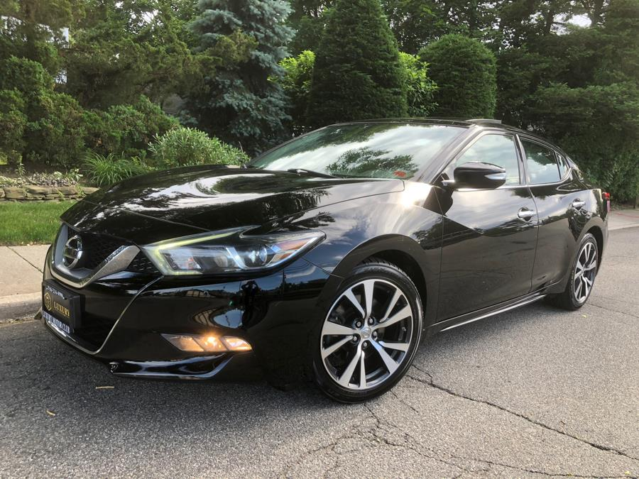 2017 Nissan Maxima SL 3.5L, available for sale in Franklin Square, New York | Luxury Motor Club. Franklin Square, New York