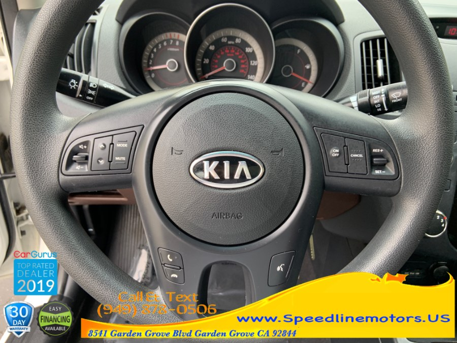 2010 Kia Forte 4dr Sdn Auto EX, available for sale in Garden Grove, California | Speedline Motors. Garden Grove, California