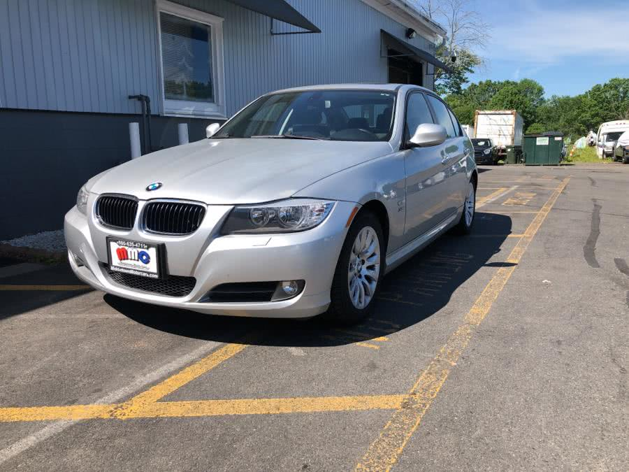 Used BMW 3 Series 4dr Sdn 328i xDrive AWD SULEV 2009 | RT 3 AUTO MALL LLC. Middletown, Connecticut