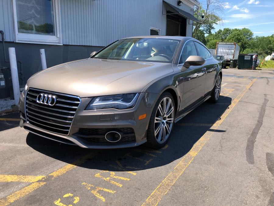 Used 2012 Audi A7 in Middletown, Connecticut | RT 3 AUTO MALL LLC. Middletown, Connecticut