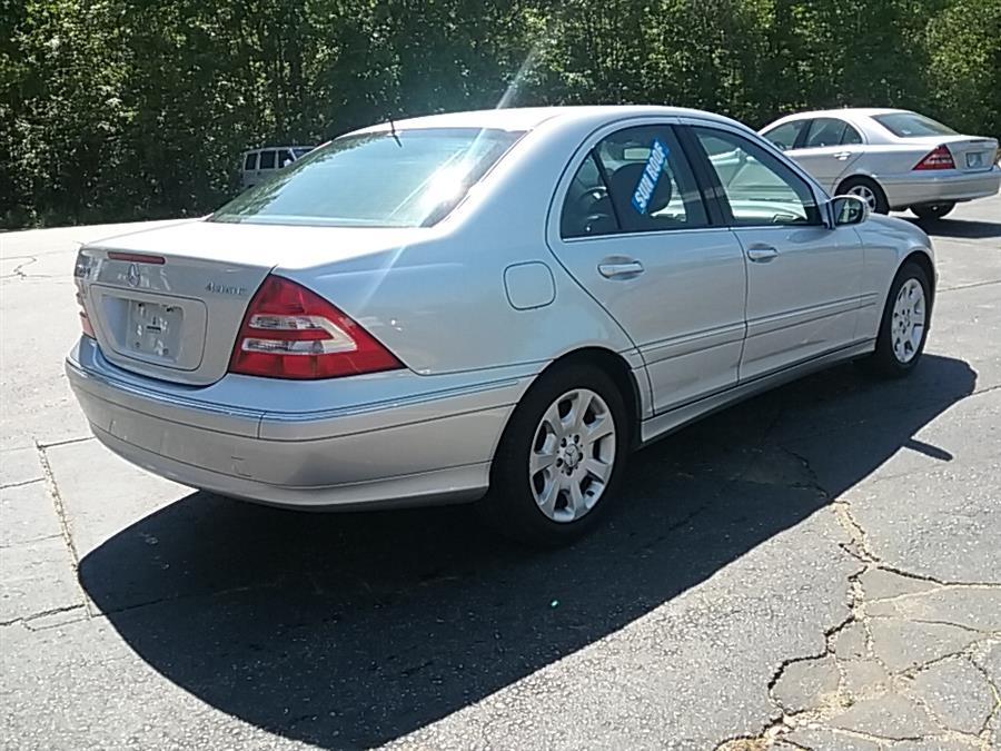 2006 Mercedes-Benz C-Class 4dr Luxury Sdn 3.0L 4MATIC, available for sale in Rochester, New Hampshire | Hagan's Motor Pool. Rochester, New Hampshire