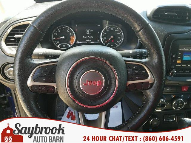 2016 Jeep Renegade 4WD 4dr Limited, available for sale in Old Saybrook, Connecticut | Saybrook Auto Barn. Old Saybrook, Connecticut