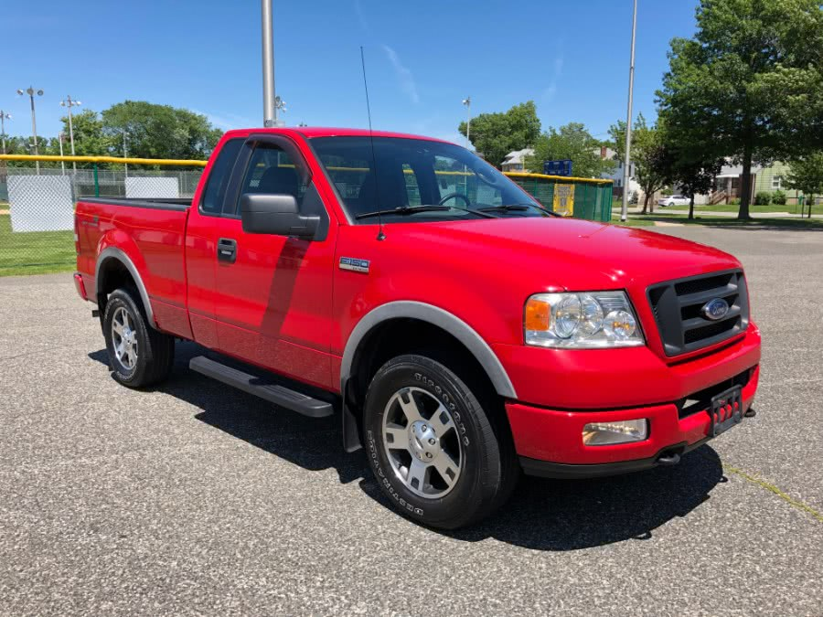 "2005 Ford F-150 Reg Cab 126"" FX4 4WD, available for sale in Lyndhurst, NJ"