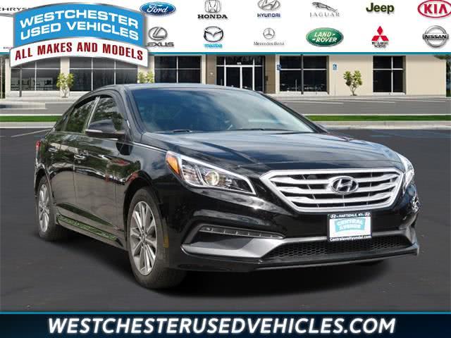 Used 2016 Hyundai Sonata in White Plains, New York | Westchester Used Vehicles . White Plains, New York
