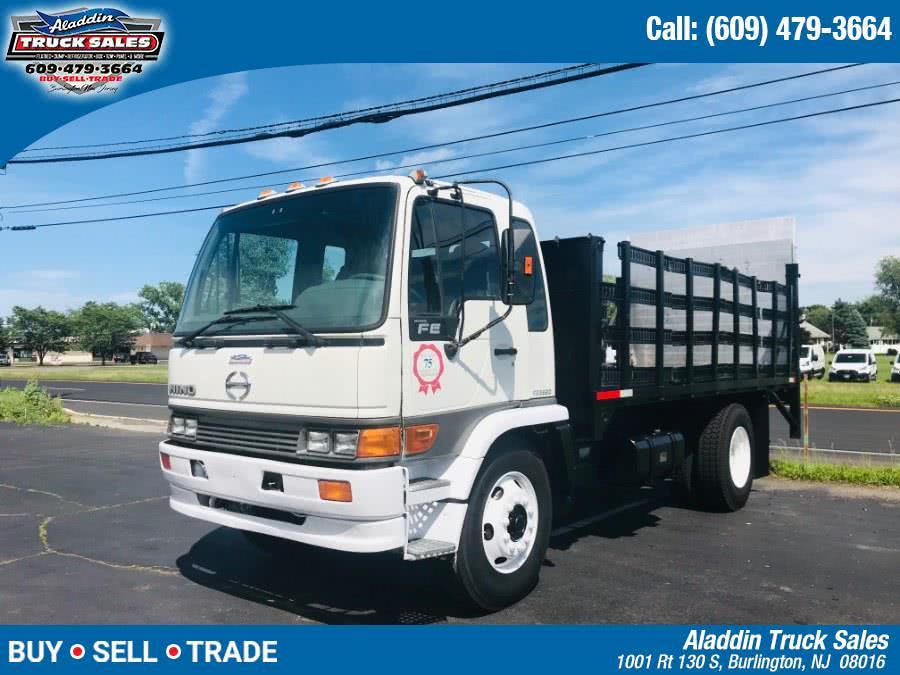 Used 2001 Hino Fe in Burlington, New Jersey | Aladdin Truck Sales. Burlington, New Jersey