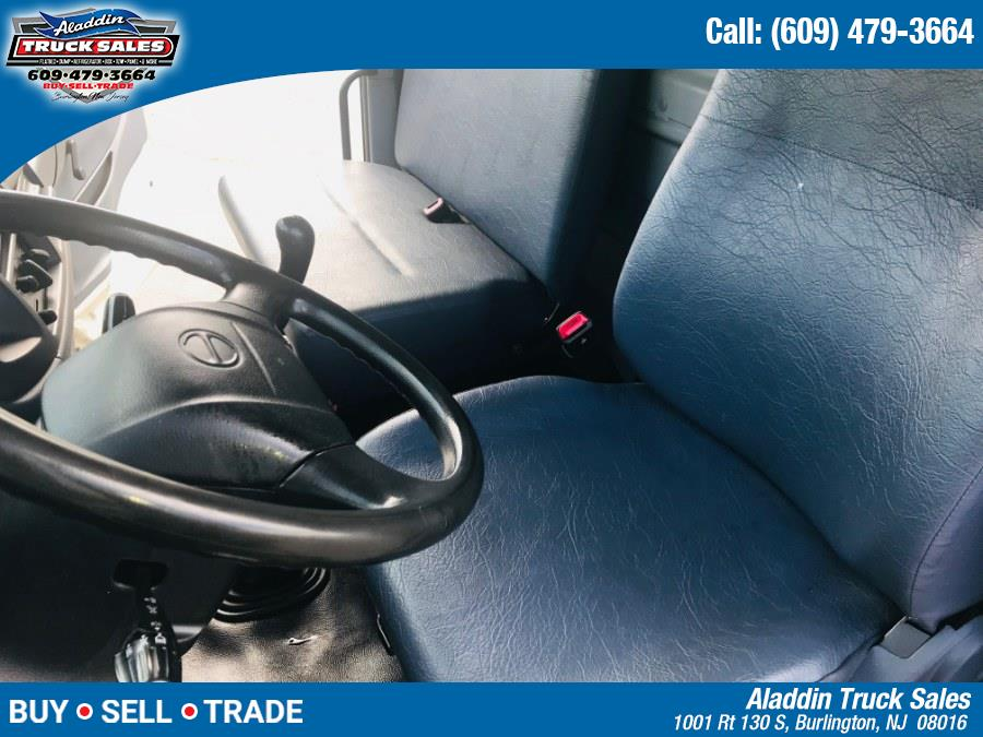 2008 Hino 268 Box Truck, available for sale in Burlington, New Jersey   Aladdin Truck Sales. Burlington, New Jersey