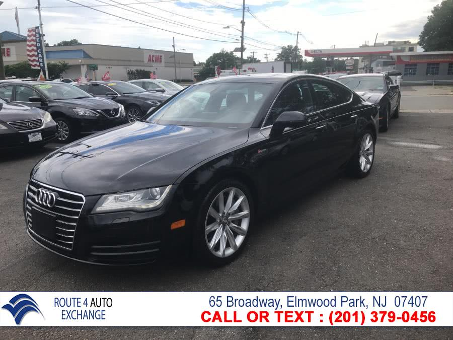 Used 2013 Audi A7 in Elmwood Park, New Jersey | Route 4 Auto Exchange. Elmwood Park, New Jersey