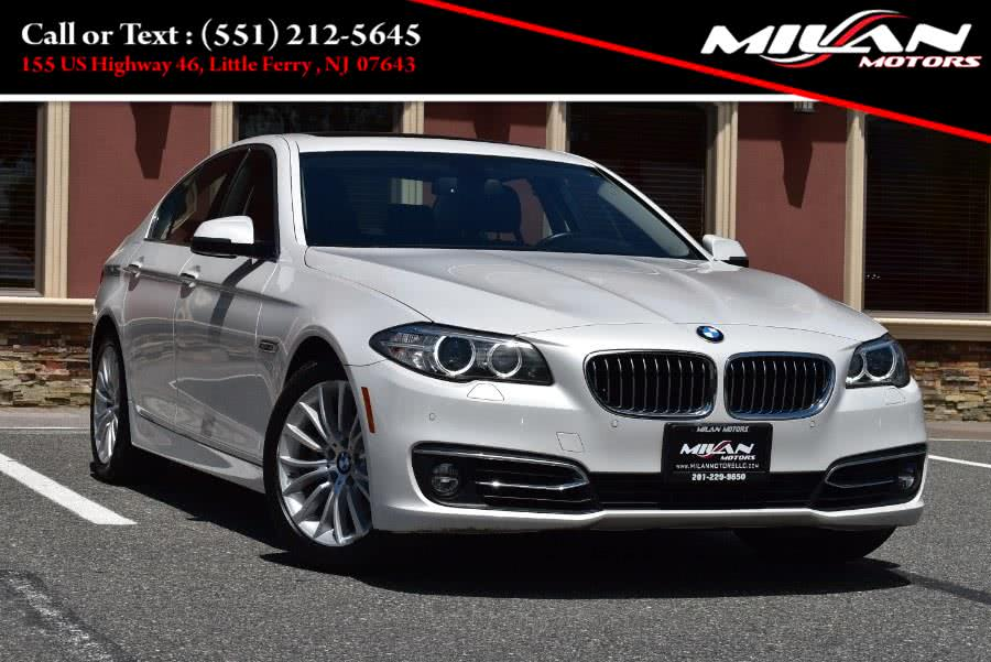 Used BMW 5 Series 4dr Sdn 528i xDrive AWD Sport 2016 | Milan Motors. Little Ferry , New Jersey