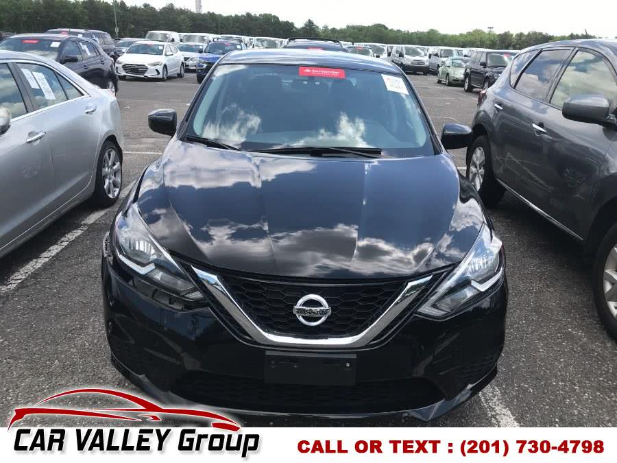 Used 2017 Nissan Sentra in Jersey City, New Jersey | Car Valley Group. Jersey City, New Jersey
