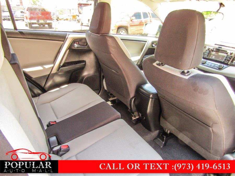 Used Toyota RAV4 AWD 4dr XLE (Natl) 2016 | Popular Auto Mall Inc . Newark , New Jersey