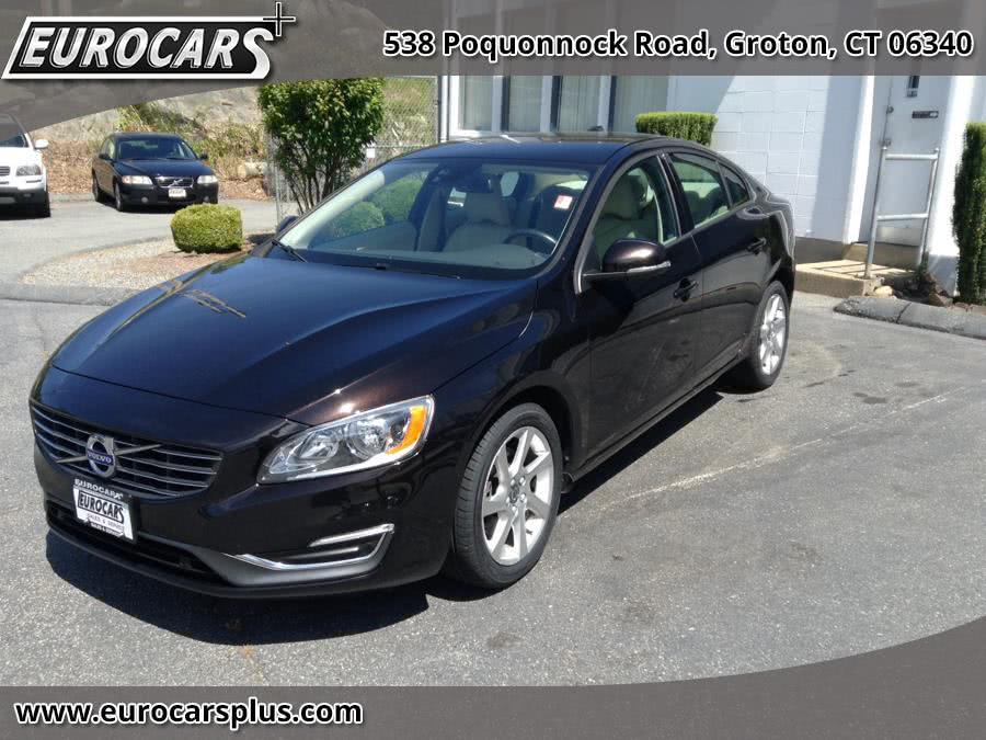 2015 Volvo S60 2015.5 4dr Sdn T5 Drive-E FWD, available for sale in Groton, CT