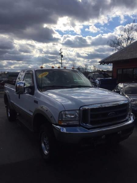 2003 Ford F-350 Super Duty Lariat 4dr SuperCab 4WD LB, available for sale in Framingham, Massachusetts | Mass Auto Exchange. Framingham, Massachusetts