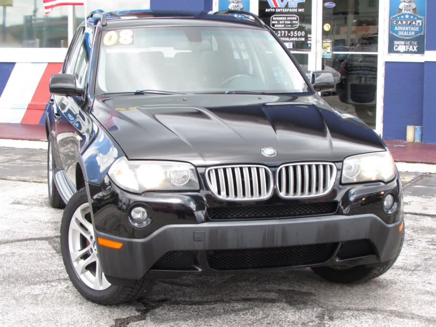 Used 2008 BMW X3 in Orlando, Florida | VIP Auto Enterprise, Inc. Orlando, Florida
