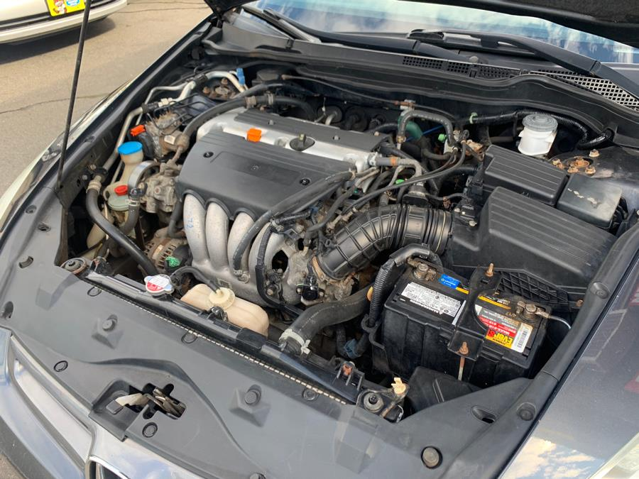 2005 Honda Accord Sdn LX AT, available for sale in Hartford, Connecticut | Mecca Auto LLC. Hartford, Connecticut