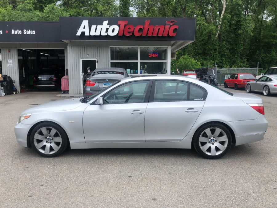 Used 2004 BMW 5 Series in New Milford, Connecticut