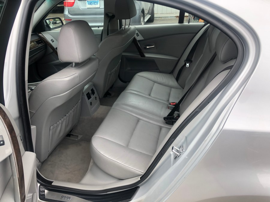 2004 BMW 5 Series 530i 4dr Sdn, available for sale in New Milford, CT